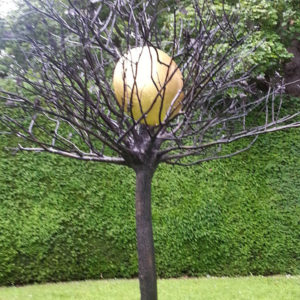 Cawdor Tree of Life by Tim Pomeroy in Paradise Garden.