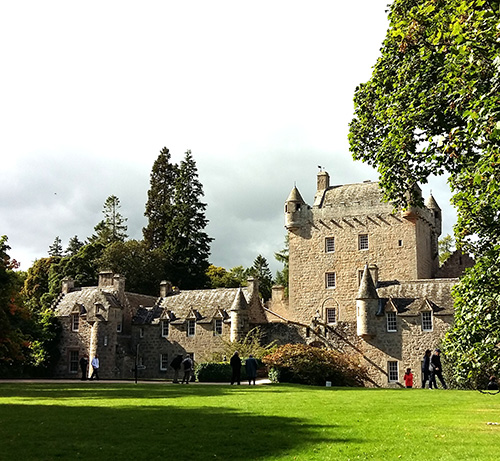 Cawdor castle small
